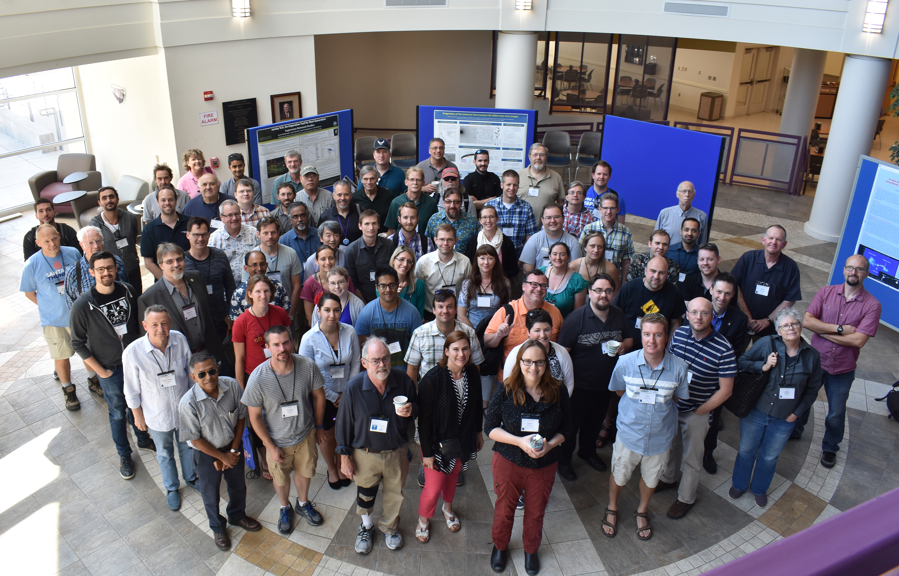 Group photograph at the June 2017 ngVLA Science and Technology meeting.