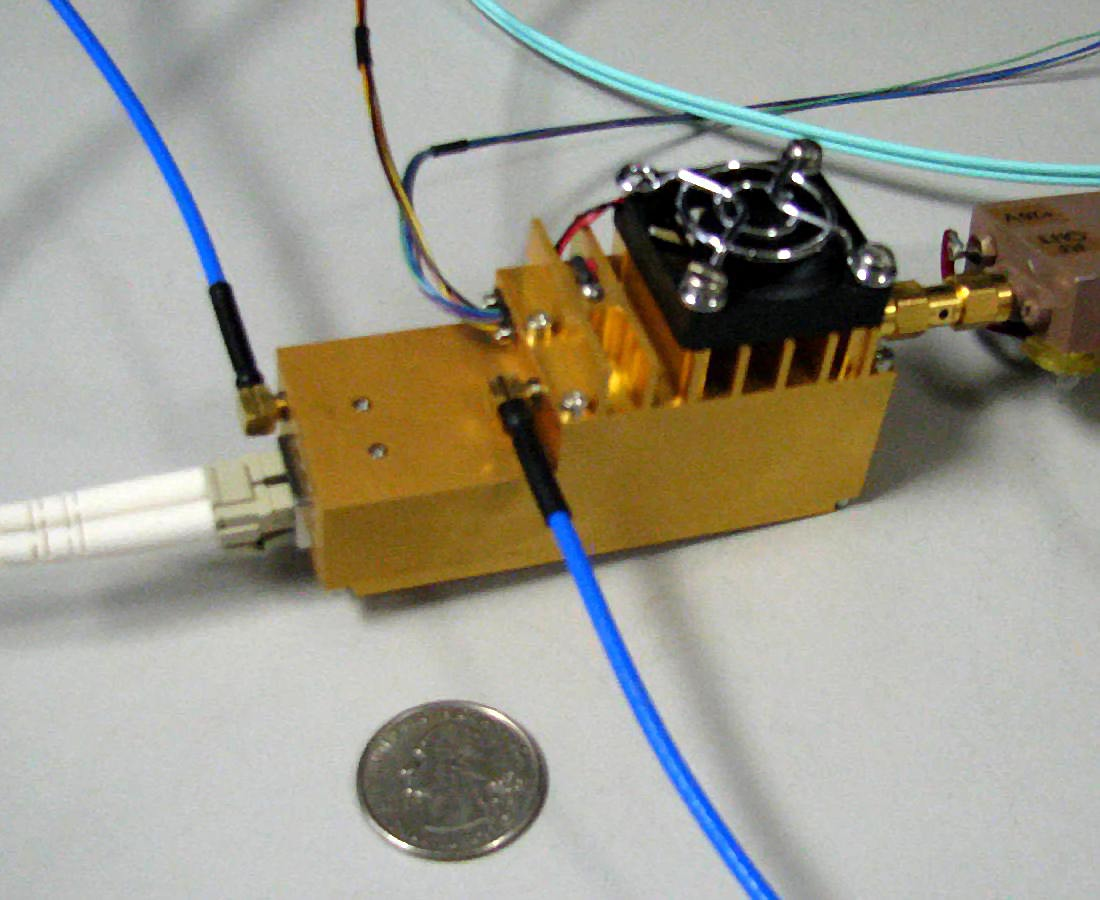 Integrated Receiver 2