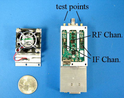 Integrated Receiver 1