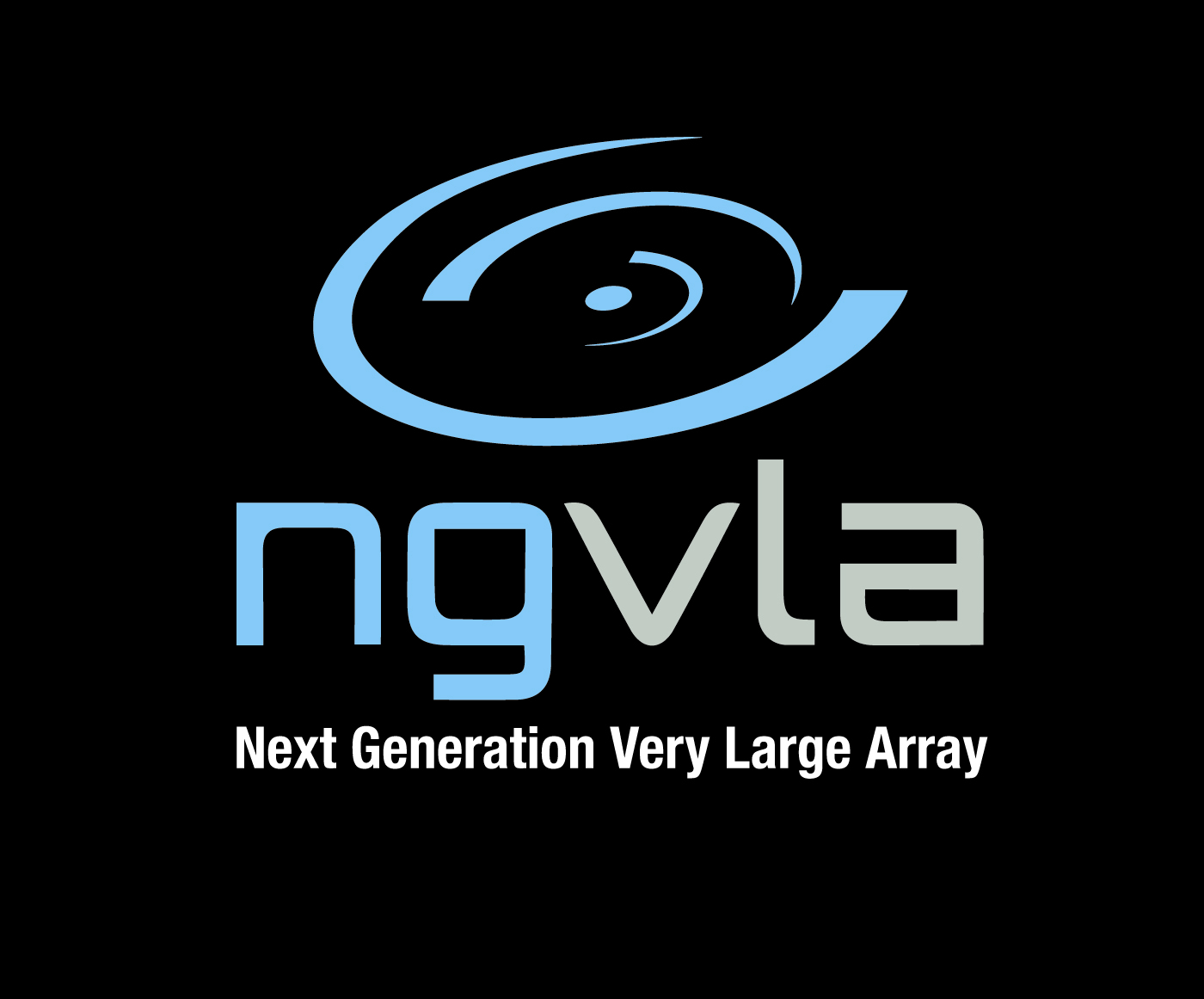ngVLA logo reversed with name (cmyk)