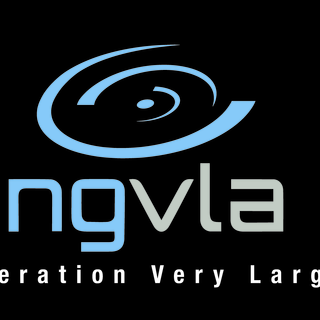 Ngvla logo reversed with name tracked cmyk